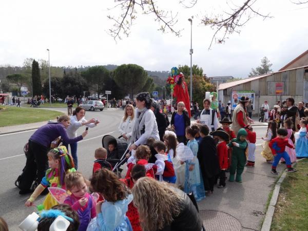 Ecole Jean Giono de Brignoles, Mars 2014