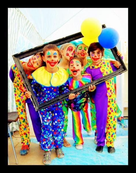 Les clowns!