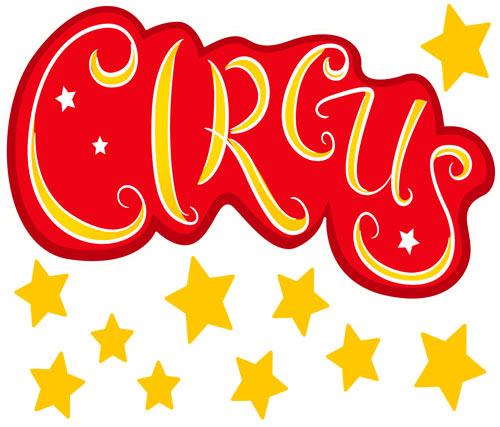 Stickers cirque enseigne z